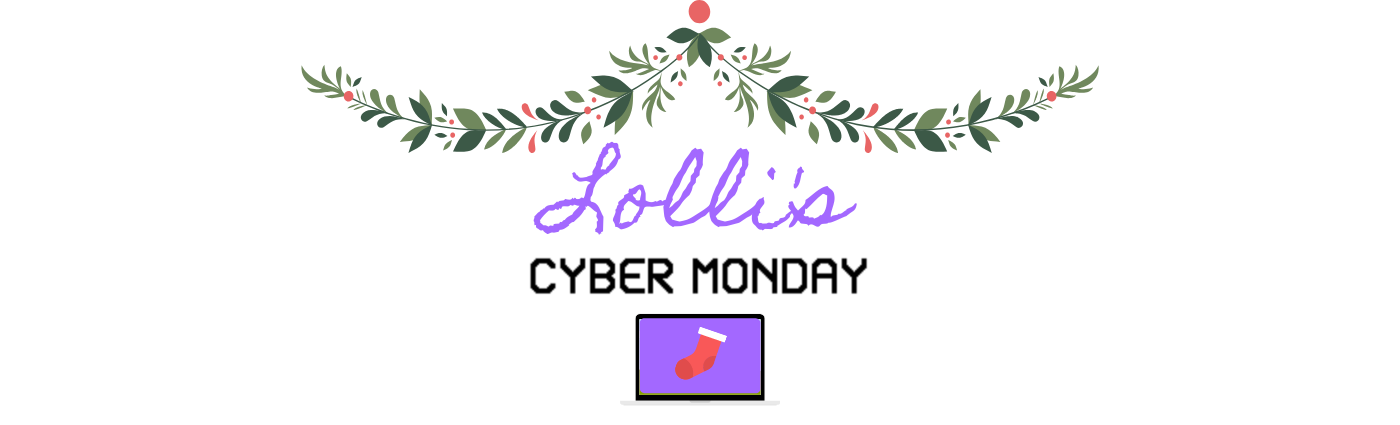 Shop with Lolli This Cyber Monday & Earn FREE Bitcoin!