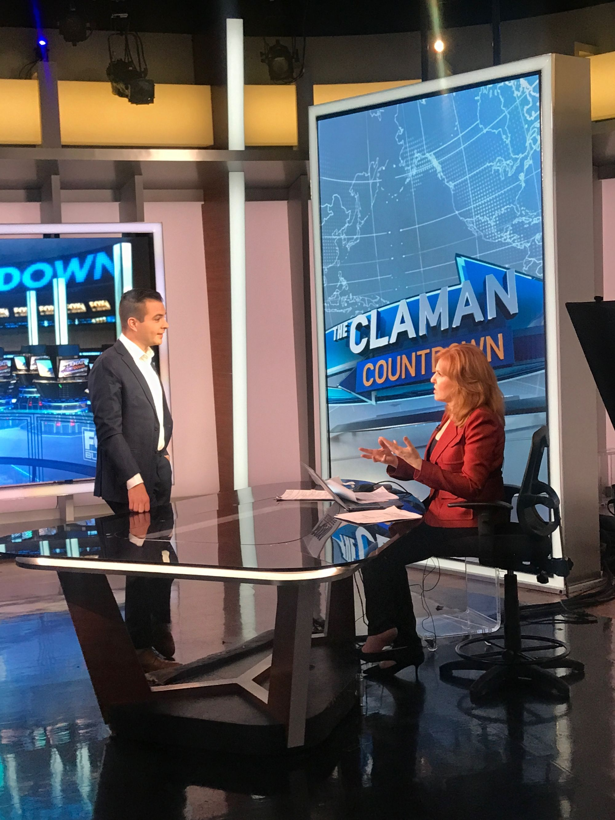 CEO of Lolli Alex Adelman Joins 'The Claman Countdown' on Fox Business 📽️