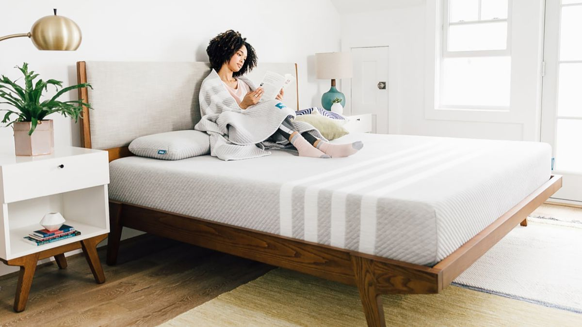 Earn up to 10.5% Bitcoin Back on a New Mattress!