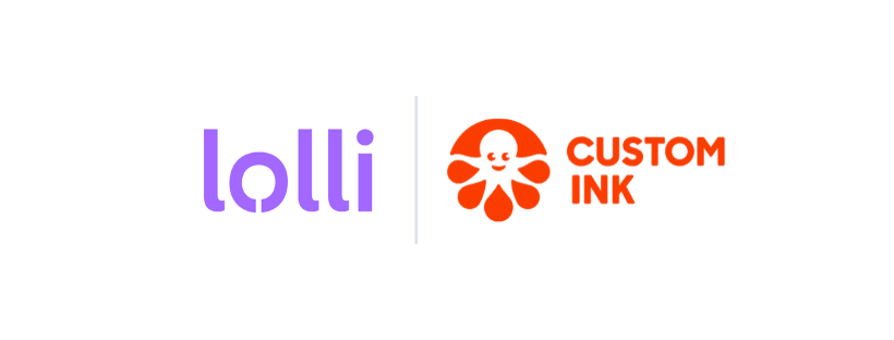Earn Bitcoin With Lolli's Newest Partner, Custom Ink!
