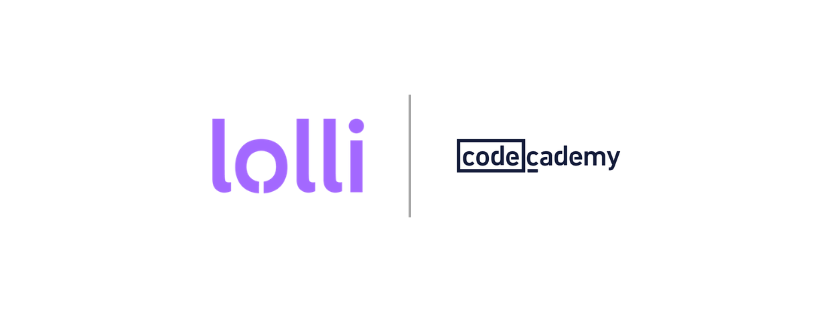 Codecademy Is Now Live on Lolli.com! 🚀